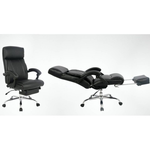 Ghế ngả văn phòng S202-Thế giới đồ gia dụng HMD