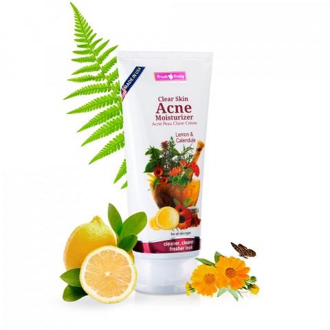 Kem dưỡng ẩm dành cho da mụn chiết xuất trái cây thiên