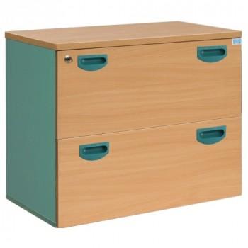 Tủ gỗ thấp SV802-Thế giới đồ gia dụng HMD