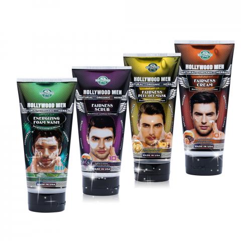 Bộ sản phẩm chăm sóc da nam giới sạch khuẩn - cân bằng độ ẩm