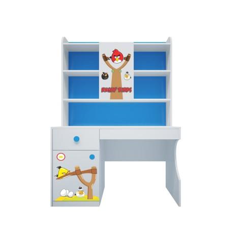 Bàn học trẻ em Angry Bird (0.8 m)-Thế giới đồ gia dụng HMD