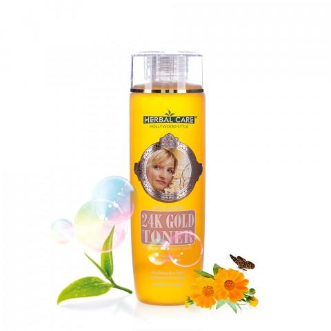 Nước hoa hồng tinh chất vàng 24K chống nhăn (Anti-Aging 24K
