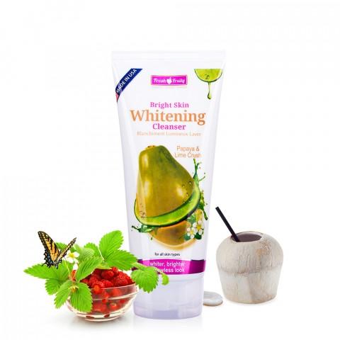 Sữa rửa mặt làm trắng da chiết xuất trái cây thiên nhiên