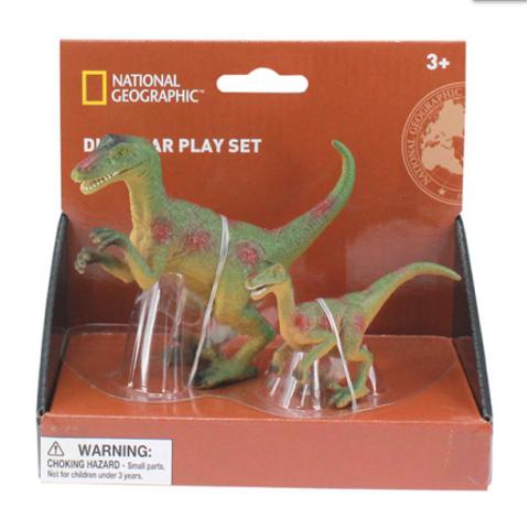 Đồ chơi mô hình National Geographic, khủng long-Thế giới đồ gia