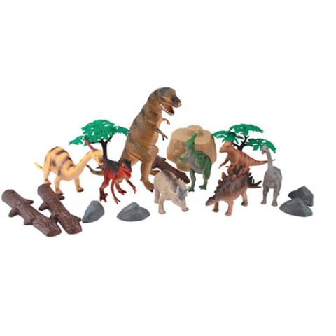 Đồ chơi mô hình National Geographic, khủng long- 18 chi