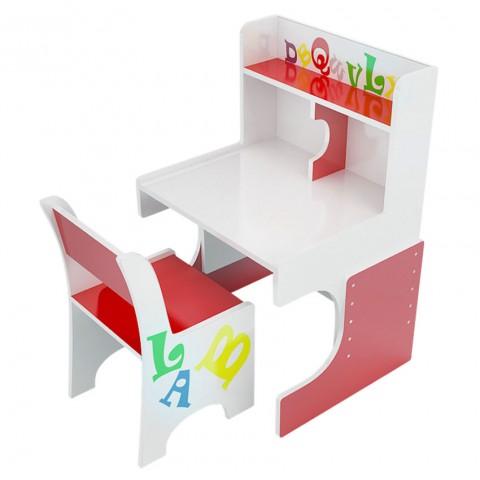 Bộ bàn ghế trẻ em BB07-Thế giới đồ gia dụng HMD