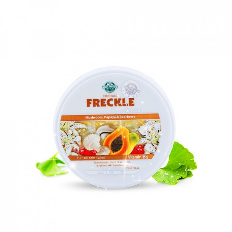 Kem trị nám, tàn nhang thảo mộc (Herbal Freckle Cream)-Thế giới