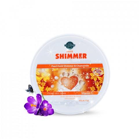 Kem dưỡng da chiết xuất ngọc trai (Face Shimmer Cream)-Thế giới