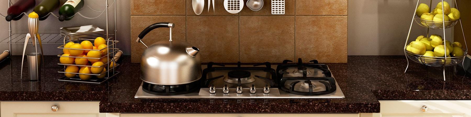 Khay, giá, kệ dùng cho phòng bếp gia đình. Thông minh, tiện ích