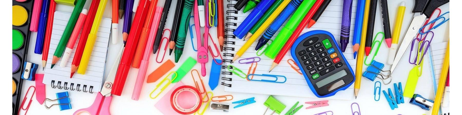 Đồ dùng,thiết bị,dụng cụ học tập ở nhà,trường,lớp cho trẻ em,học sinh