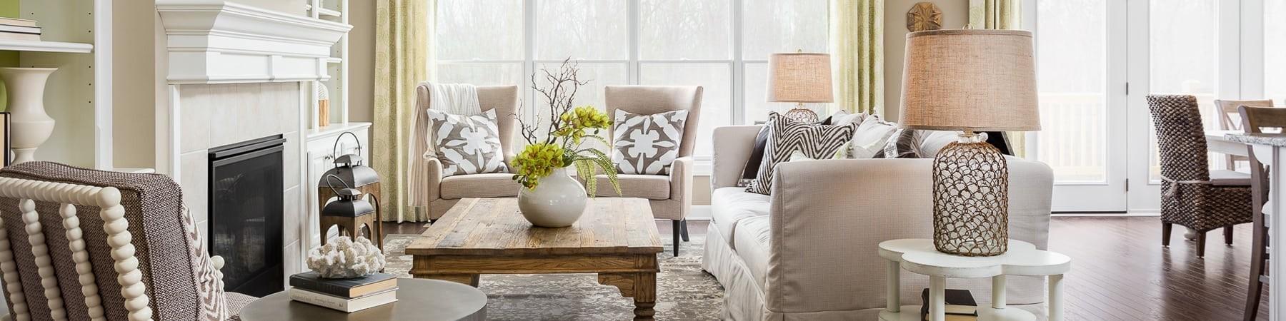 Đồ vật trang trí dùng cho phòng khách, đẹp và sang trọng