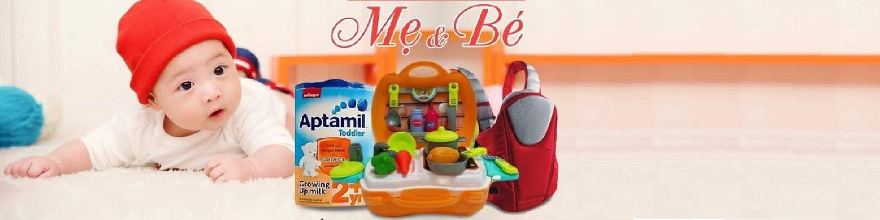 Đồ dùng,thực phẩm dành cho  Bà bầu, Mẹ và Bé chất lượng cao, an toàn