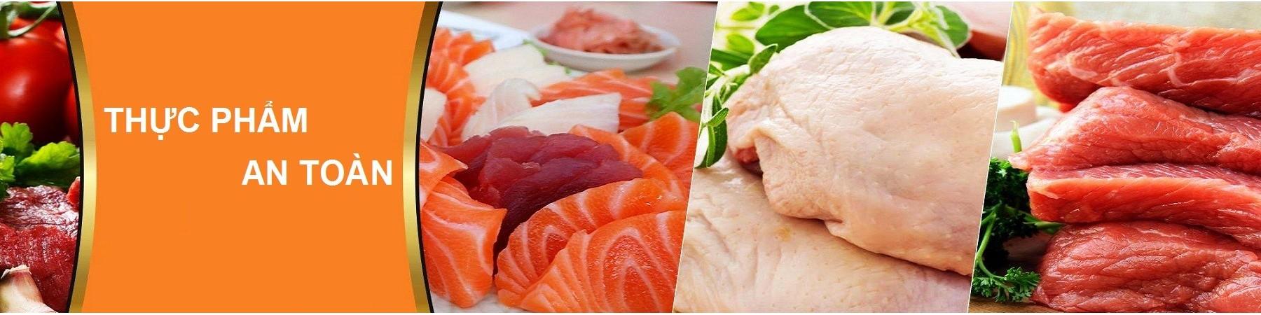 Thịt,Hải sản sạch tươi sống,đông lạnh nhập khẩu,vệ sinh,an toàn